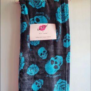 Betsey Johnson Blanket
